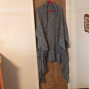Handmade Wrap Sweater